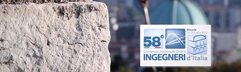 58° Congresso nazionale Ingegneri