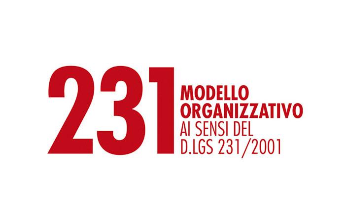 Modello Organizzativo D.Lgs 231/01